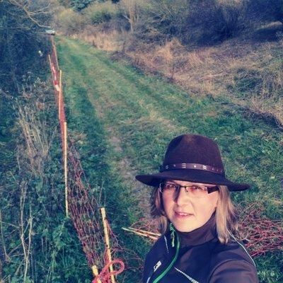 Landschaftspflegerin