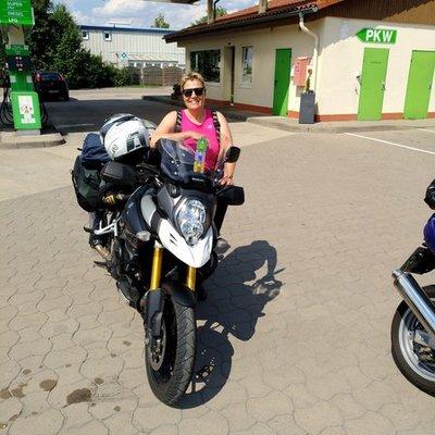 Motorradfan
